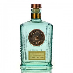 BROOKLYN GIN 75cl 40º