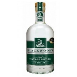 BLACKWOOD VINTAGE 70 CL. 40º