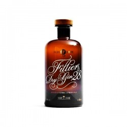 FILLIERS DRY GIN 28 TANGERINE 50 CL. 43,7º