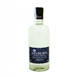 GINBERY´S 70 CL.