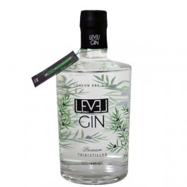 LEVEL GIN TRIDISTILLED PREMIUM 70 CL. 44º