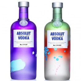 ABSOLUT UNIQUE EDITION 70 CL. 40º