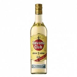 HAVANA CLUB 3 YO 1 L. 40º