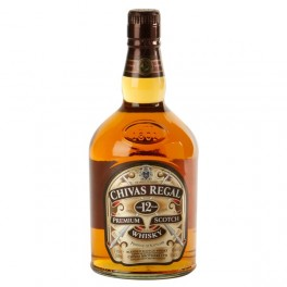 CHIVAS REGAL 18 A. 0,70 CL.