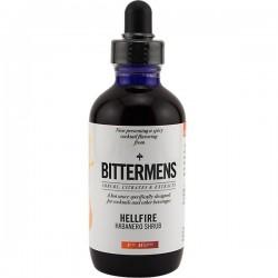 BITTERMENS HELLFIRE HABANERO 44% 120 ML.
