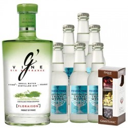 G'VINE+FEVER TREE M.+TOQUE ESPECIAL