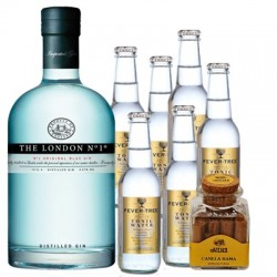 LONDON N1+ FEVER TREE+TOQUE ESPECIAL