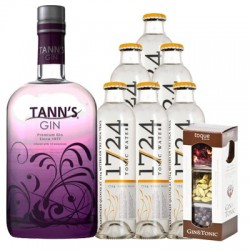 TANNS + 6x1724+TOQUE ESPECIAL