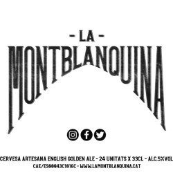 LA MONTBLANQUINA 33 CL X 12U. COLECCIONISTA
