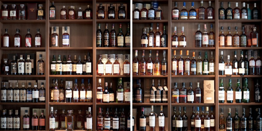 DIFERENCIAS: ¿WHISKY O WHISKEY?